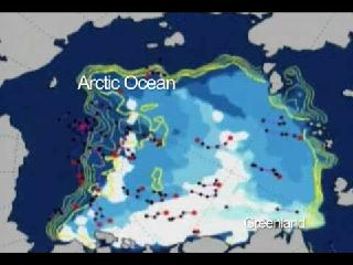 Arctic Ice Mostly Gone by 2019?