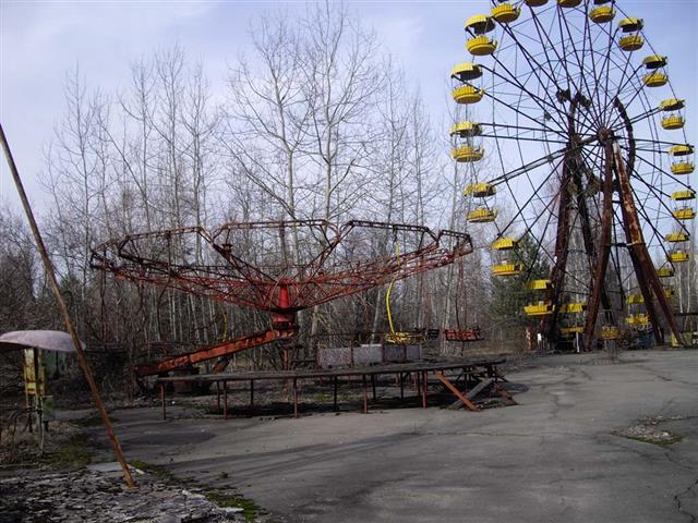 Chernobyl: Death Zone Holiday