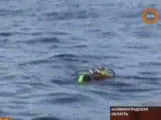The treasure of the Baltic Sea: danger for Kaliningrad's divers