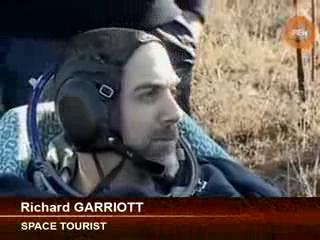 "Space tourist: ""It was an incredible trip!"