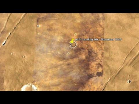 Secrets of Google 3-D Mars, Moon
