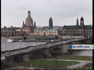 Augustus Bridge - Dresden, Germany