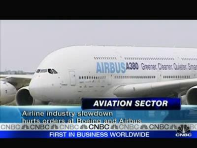 Boeing's Order Drop is Not Fatal