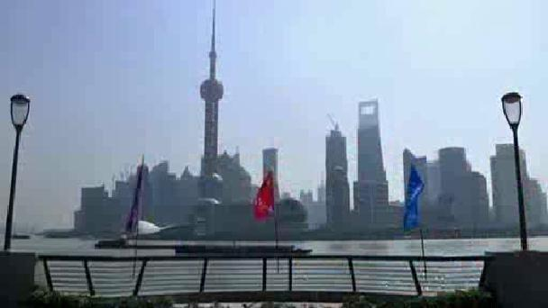 Shanghai's tourism face lift