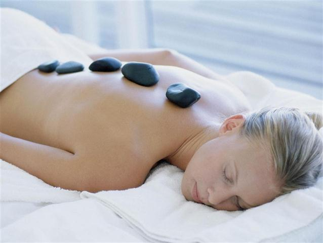 Lava Stone Massage - Natural Remedies In Czech SPA