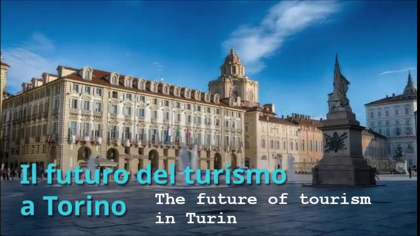 Turin - Capital of Piedmont in Northern Italy