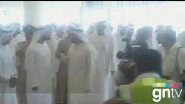 Al Maktoum Airport opens