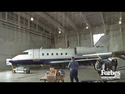 Business Jet Travel Rebounds